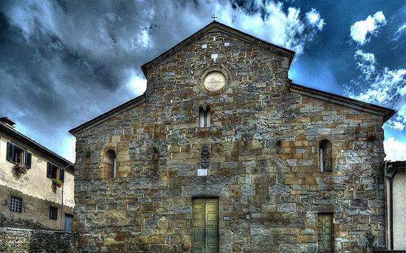 Pieve di San Pietro – Gropina