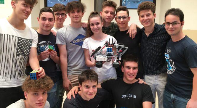 Progetto robotica 3BLA Isis Vasari
