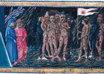 L'Inferno di Dante, gli ignavi, e l'Inferno di Primo Levi